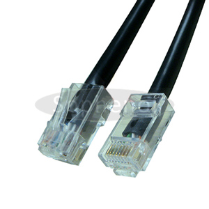 CAT5E UTP Patch Cable Bare Copper Bootless Boot A
