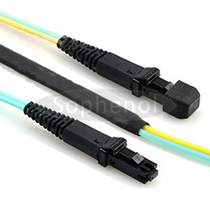 OM3/OM4 Mode Conditioning Cable 2xMTRJ 50/125 To 1xMTRJ 9/125 & 1xMTRJ 50/125