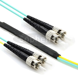OM3/OM4 Mode Conditioning Cable 2xST 50/125 To 1xST 9/125 & 1xST 50/125