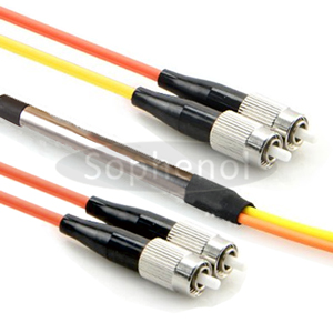 Mode Conditioning Cable 2xFC 62.5/125 to 1xFC 9/125 & 1xFC 62.5/125