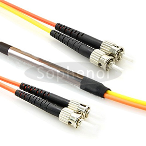 Mode Conditioning Cable 2xST 62.5/125 To 1xST 9/125 & 1xST 62.5/125