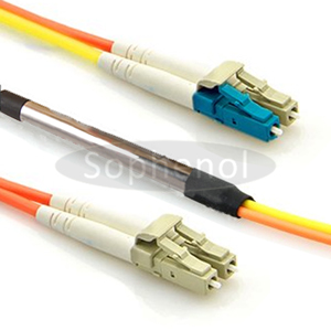 Mode Conditioning Cable 2xLC 62.5/125 To 1xLC 9/125 & 1xLC 62.5/125